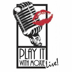 CD cover image of Play It With Moxie Live!